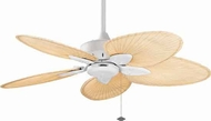 Fanimation Fans FP7500-MW Windpointe 5-Blade Ceiling Fan in Matte White