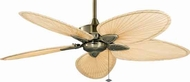 Fanimation Fans FP7500-AB Windpointe 5-Blade Ceiling Fan in Antique Brass