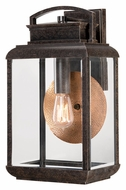 Quoizel BRN8410IB Byron Large Imperial Bronze 18 Inch Tall Outdoor Wall Sconce