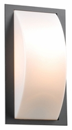 PLC 1742BZ Breda Outdoor Bronze Wall Sconce Lighting