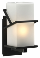 PLC 1747BZ Oxford Outdoor Fluorescent Optional Wall Light Fixture