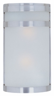 Maxim 86006FTSST Arc EE 12 Inch Tall Large Fluorescent Exterior Sconce