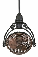 Fanimation Fans FPH210AC Old Havana Outdoor Hanging Ceiling Fan