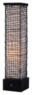 Kenroy Home 32249BRZ Trellis Bronze 30 Inch Tall Outdoor Contemporary Table Lighting