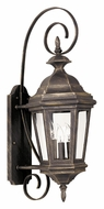 Kenroy Home 16313AP Estate Traditional Medium 28 Inch Tall Antique Patina Outdoor Sconce