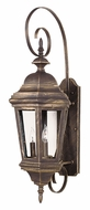 Kenroy Home 16314AP Estate Large 31 Inch Tall Exterior Wall Sconce Light - Antique Patina