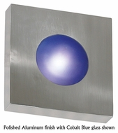 Kenroy Home 72826 Burst Large Square Contemporary Indoor/Outdoor Halogen Wall Sconce