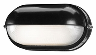 Access 20291-BL Nauticus�Black 8 Inch Wide Outdoor Nautical Wall Lighting