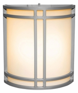 Access 20362 Artemis 11 Inch Wide ADA Compliant Outdoor Wall Lighting