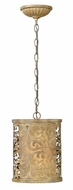 Fredrick Ramond 44627BCH Carabel Gold Mini Drum Pendant