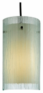 Meyda Tiffany 134242 Quadrato Modern 15 Inch Tall Mist Mini Bar Lighting