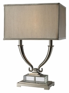 Dimond D1873 Roberts 2 Light Polished Nickel Bed Lamp