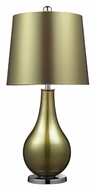 Dimond D2225 Dayton Sigma Green Finish 33 Inch Tall Modern Table Lighting