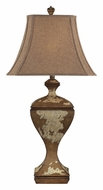 Dimond 93-9117 Normandie Hill 38 Inch Tall Wooden Table Lamp Lighting
