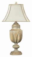 Dimond 93-9243 Lone Oak Bleached Wood Transitional Table Lamp - 36 Inches Tall