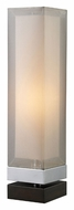 Dimond D1409 Volant 28 Inch Tall Column Chrome Finish Modern Table Lamp