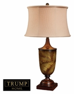 Dimond D1429 Bryant Park 33 Inch Tall Tobacco Leaf Finish Table Top Lamp