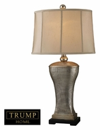 Dimond D1431 Lexington Transitional 33 Inch Tall Table Lamp - Silver Lake