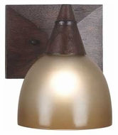 Kenroy Home 92110DO Kyoto Contemporary Wall Sconce