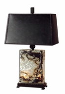 Uttermost 26901 Marius Marble Base 29 Inch Tall Living Room Table Lamp