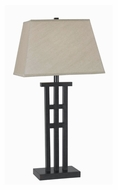 Kenroy Home 32157BRZ McIntosh Transitional Style Bronze Table Top Lamp