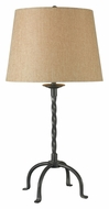 Kenroy Home 32182BRZ Knox 4 Legged 30 Inch Tall Bed Lamp - Bronze