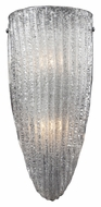 ELK 10270/2 Luminese Satin Nickel Halogen 14 Inch Tall Pocket Sconce