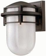 Hinkley 1954VZ Reef 1 Light 12 Inch Outdoor Wall Sconce in Victorian Bronze