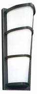 PLC 31915 Allegria 22 inch Outdoor 2 Light Aluminum Wall Sconce