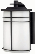 Hinkley 1120VK Ledgewood 1 Light 10 Inch Contemporary Outdoor Wall Sconce