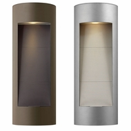 Hinkley 1664 Luna Large Outdoor Contemporary Halogen Wall Sconce