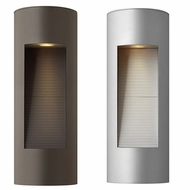 Hinkley 1660 Luna Small Outdoor Contemporary Halogen Wall Sconce