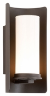 Troy BF3392 Drake Fluorescent Light Wall Mounted 14 Inch Tall Medium Sconce