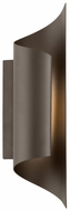 Troy BL3381 Kinetic Small Contemporary Reversible Outdoor Lighting Sconce