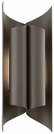 Troy BL3383 Kinetic Medium 15 Inch Tall Contemporary LED Exterior Wall Lamp
