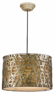 Uttermost 21108 Alita Pendant Light in Champagne
