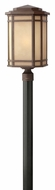 Hinkley 1271OZ Cherry Creek Craftsman Post Light