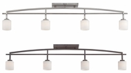 Quoizel TY1404 Taylor 43 Inch Long 4 Lamp Monorail Lighting Fixture