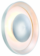 CSL SS1018-SA Eclipse Modern Wall Mount Light