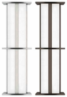LBL PW532 Modular Tubular Large Fluorescent Outdoor Wall Sconce