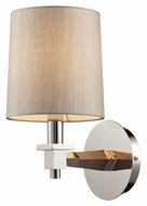 ELK 31330/1 Jorgenson Contemporary 11 Inch Tall Wall Sconce Light Fixture