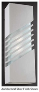 PLC 16608 Perlage 24 Contemporary Outdoor Wall Sconce