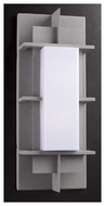 PLC 16622 Decoro 19.5  Contemporary Outdoor Wall Sconce