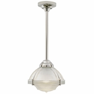 Tech 600UNLS Holophane Union Large Industrial Pendant - Frost Glass