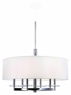 Hudson Valley 8830 Chelsea Large Transitional 30 Inch Diameter 1 Shade Chandelier Lighting