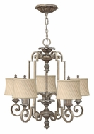 Fredrick Ramond 42725SLF Kingsley Small 5-light Hanging Chandelier