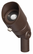 Kichler 16004AZT Textured Architectural Bronze Finish 4W LED Flood Light Outdoor Accent Lighting