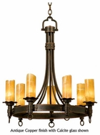 Kalco 4207 Americana 7-Light Colonial Chandelier