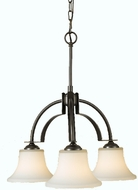 Feiss F2250-3 Barrington 3 Light Mini Chandelier