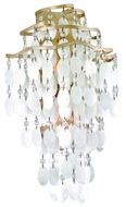 Corbett 109-12 Dolce Two Light Wall Sconce - 18 inches tall